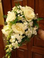 Svatební kytice 03