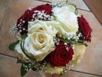 Svatební kytice 06