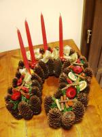 vánoční dekorace 02